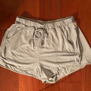 Lush Shorts - Teal shorts
